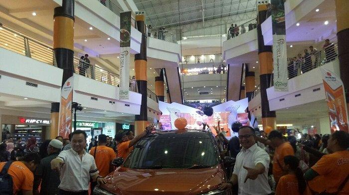Suzuki XL7 Resmi Launching di Banjarmasin, Hadir dalam 3 Varian Dilengkapi Smart E-Mirror