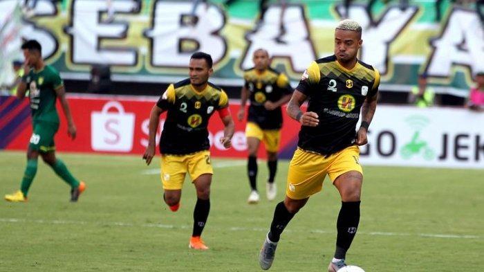 BERLANGSUNG! Cara Live Streaming Barito Putera vs Persipura Liga 1 2019 di Vidio.com, Live Indosiar