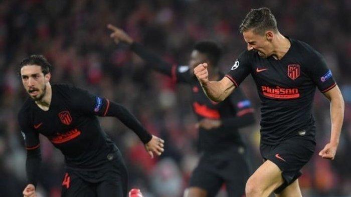 5 Fakta Liverpool Vs Atletico Liga Champions, Kecerdasan Simeone Singkirkan Calon Juara Liga Inggris