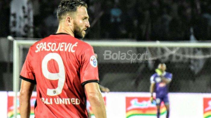 Susunan Pemain Bali United vs Persiraja Piala Menpora 2021, Spasojevic & Stefano Lilipaly Main