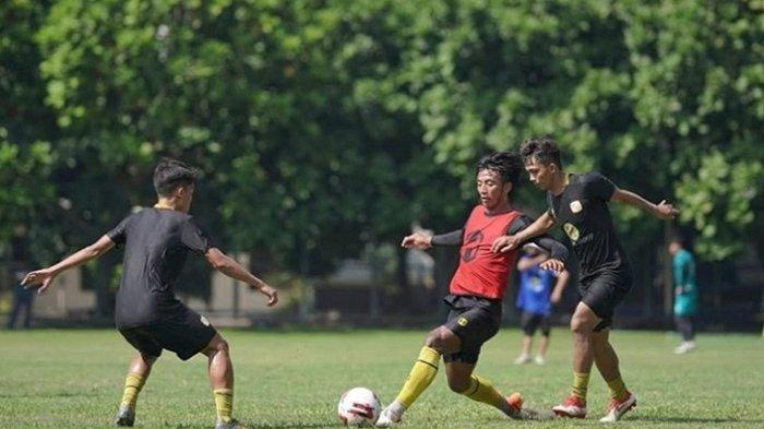 Jalani Latihan di UNJ Yogyakarta, Fisik Pemain Barito Putera Meningkat Walau Tidak Signifikan