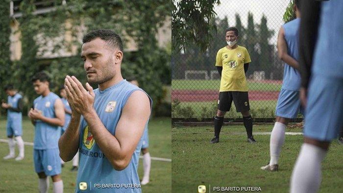 Persiapan Barito Putera & Bali United Jelang Piala Menpora 2021, Djanur Gelar Latihan di Yogyakarta