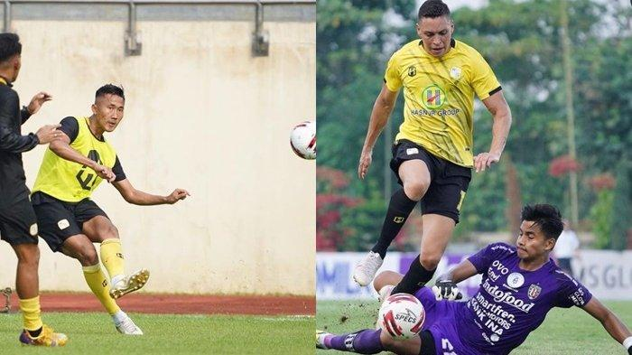 Liga 1 Ditunda, Djanur Kembali Asah Kemampuan Skuad Barito Putera