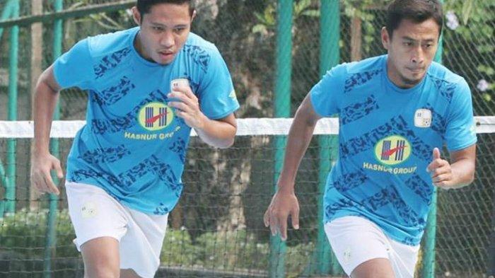 Evan Dimas Dicadangkan di Dua Laga, Ini Kata Pelatih Barito Putera Djajang Nurjaman
