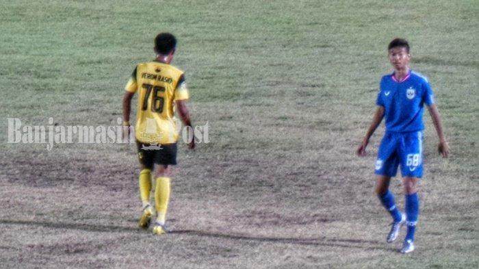 Hasil Barito Putera U-20 vs PSIS Semarang U-20,  Gol Veron Rasid Bawa Barito Unggul, Skor 1-0