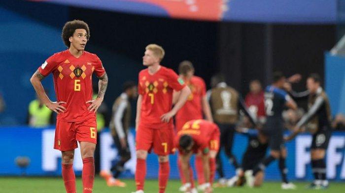 Live Trans TV & Trans7 Laga Inggris vs Belgia Piala Dunia 2018 Berburu Juara 3, Asiknya Nonton di Hp