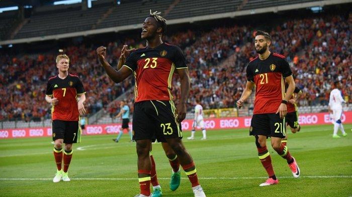 Jadwal Live mola TV UEFA Nations League Malam Ini, Italia vs Belgia Gelar Penghibur