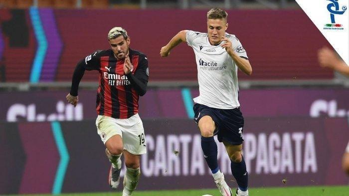 Gaco Baru Pioli Hingga Pede Soal AC Milan Raih Scudetto Liga Italia Musim Ini, Bukan Diaz atau Theo