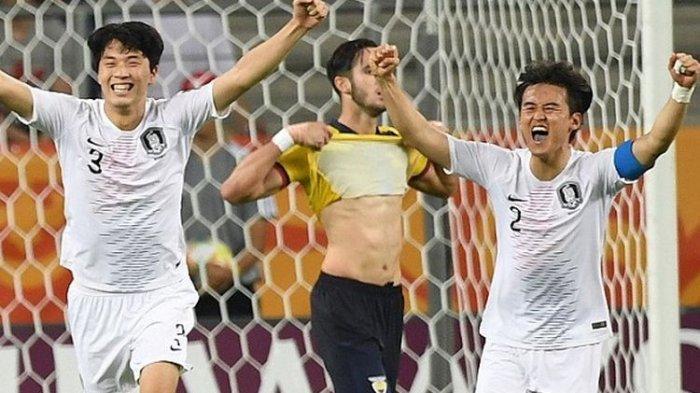 Jun Choi Bawa Timnas Korea Selatan Lolos ke Final Piala Dunia U-20, Cetak Sejarah