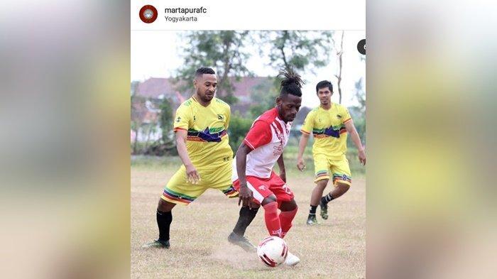 Martapura FC Cari Penyerang Sayap untuk Bantu Striker Murni