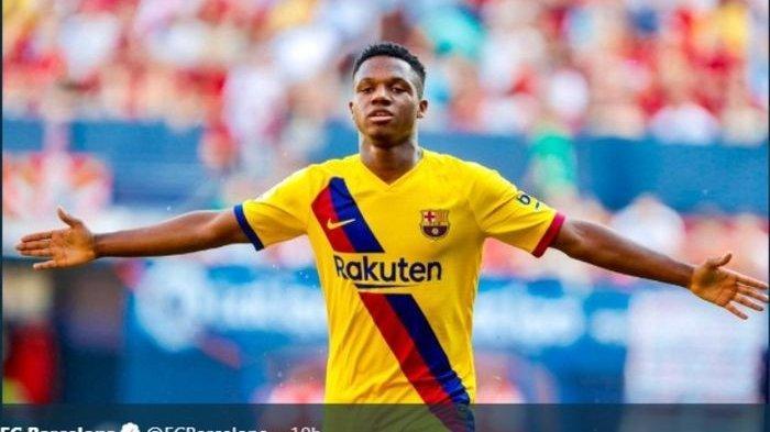 Baru 6 Hari Gabung, Bocah 16 Tahun Cetak Rekor di Barcelona, Lionel Messi Pun Lewat