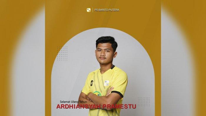 Berulang Tahun ke-19, ini Harapan Pemain Barito Putera Ardiansyah Pramestu Bersama Tim Senior