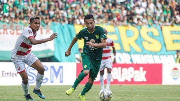 2 Link Live Streaming Indosiar dan Vidio.com Madura United vs Persebaya Surabaya Piala Presiden 2019