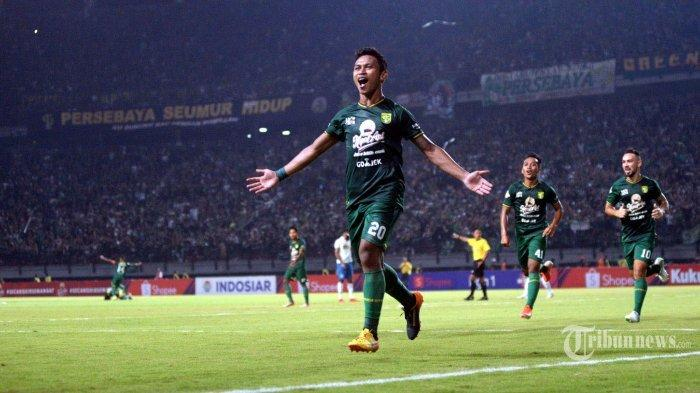 Live Streaming Indosiar Persebaya vs Persib Bandung Liga 1 2019 Jumat (5/7), Kesiapan Ruben Sanadi