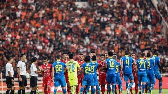 Jadwal & Live Streaming Liga 1 2019 Hari Ini, Arema Vs Semen Padang & Duel Klasik Persib Vs Persija