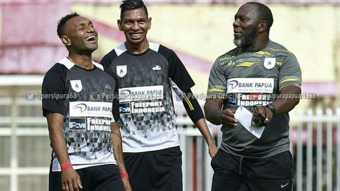 Cerita Bahagia Bergabungnya Jacksen F Tiago di Persipura Jayapura, Tinggalkan Barito Putera