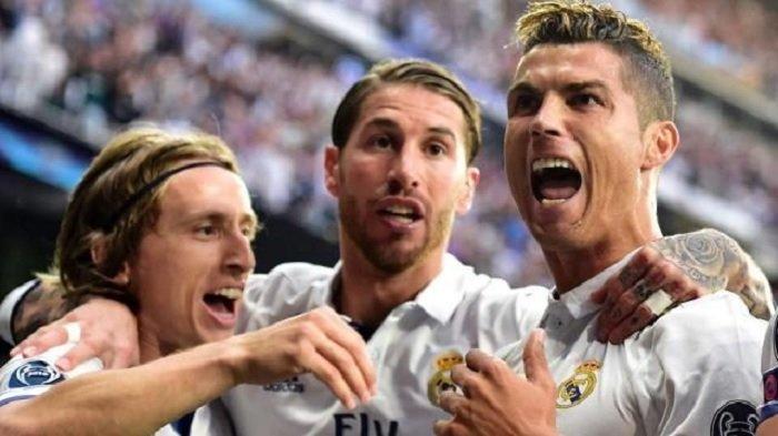 Luca Modric Pemain Terbaik Versi UEFA 2018, Ronaldo Posisi 2, Salah Tempat Ketiga