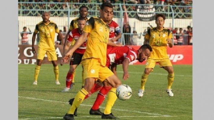Hasil Akhir Barito Putera vs PSIS Semarang : Skor Akhir 2-0, Poin 26 di Klasemen Liga 1 2019