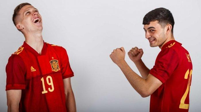 Belum Puas Soal Transfer Ronaldo, Man United Saingi Barcelona untuk Striker Dani Olmo