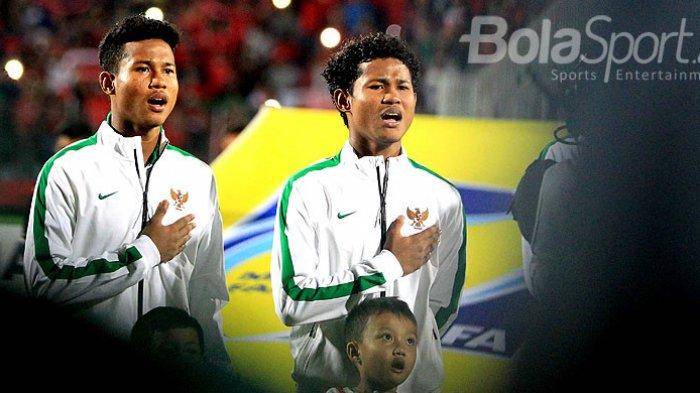 Saksikan Live Streaming Indosiar Timnas U-16 Indonesia Melawan Vietnam di Piala AFF U-16 2018