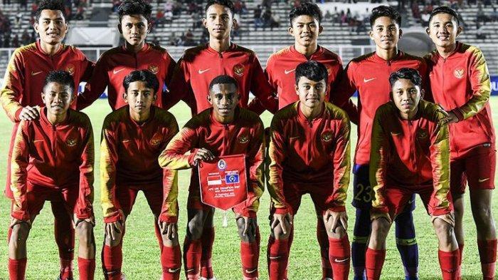 LINK MOLA TV! Live Streaming TV Online RCTI Timnas U-16 Indonesia vs China Kualifikasi Piala Asia