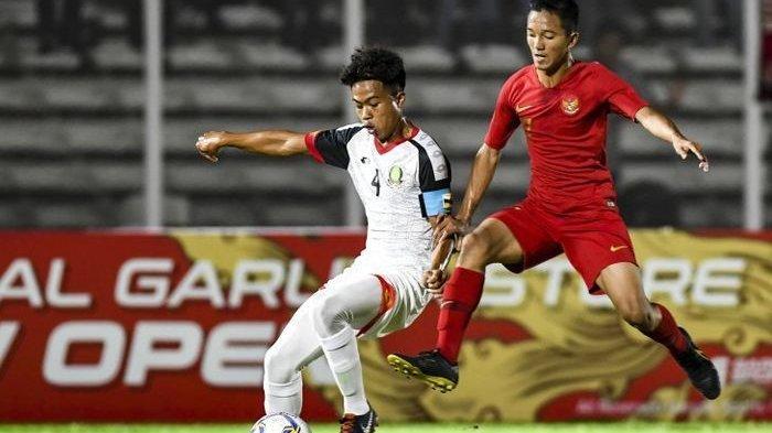 Setelah Bungkam Brunei, Ini Posisi Timnas Indonesia di Klasemen Kualifikasi Piala Asia U-16 2020