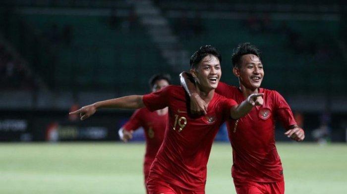 Live Streaming Mola TV - Timnas U-19 Indonesia vs China Siaran Langsung TVRI Sore Ini, Ada Rotasi?