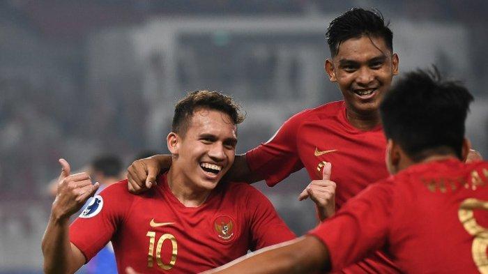 Perempat Final Timnas U-19 Indonesia Vs Jepang Piala AFC U-19 2018, PSSI Hanya Jual Tiket Online