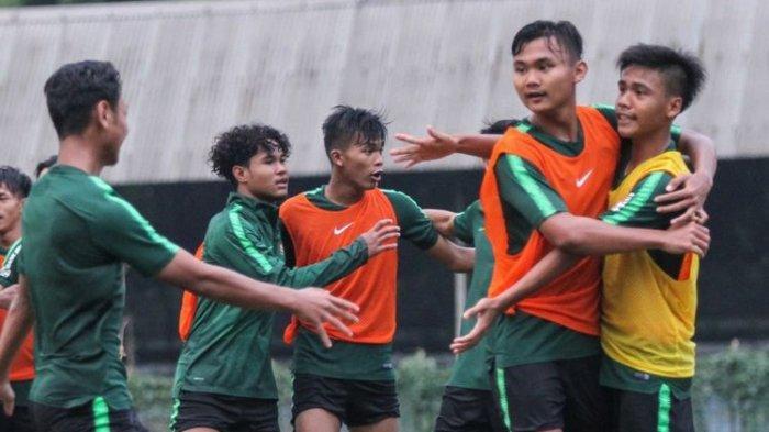 JADWAL & LIVE STREAMING MOLA.TV Timnas U-19 Indonesia Vs China, Kamis (17/10/2019) Pukul 19.00