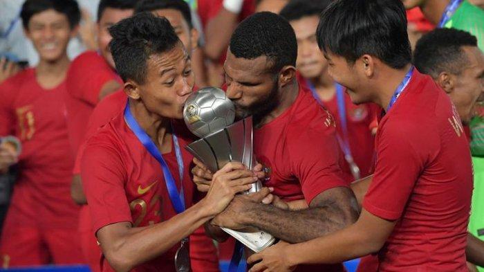 Live RCTI! Jadwal Siaran Langsung Timnas U-23 Indonesia di Kualifikasi Piala Asia 2020