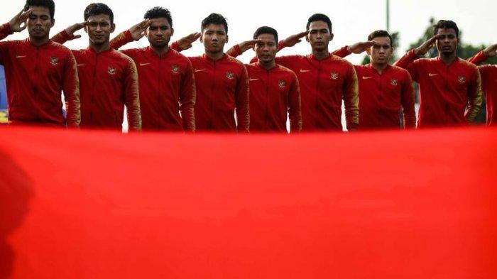LIVE Streaming TV Online Timnas U-23 Indonesia vs Tira Kabo di Link Indosiar Jam 19.30 WIB