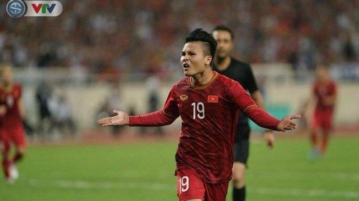 LINK Live Streaming TV Online Timnas U-23 Vietnam vs Kamboja Semifinal Sepakbola SEA Games 2019