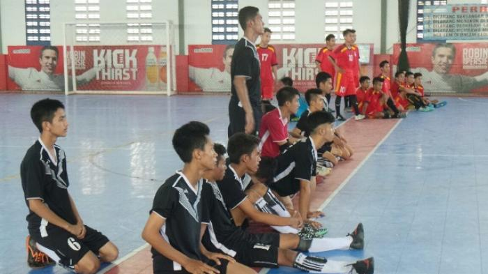 Tim U-16 Banjarmasin Targetkan Lolos Fase Grup