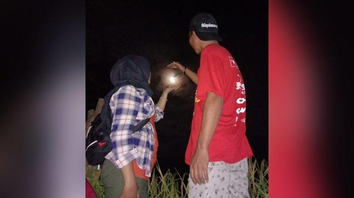 Wisata Kalsel di HST : Melihat Kota Barabai dari Puncak Titian Musang, Malam Hari Lebih Cantik