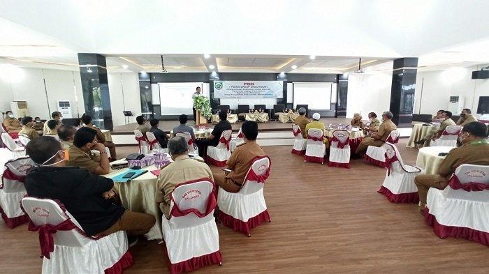 Rampingkan SKPD di Balangan, Bupati Terpilih Abdul Hadi Sisakan 22 Perangkat Daerah
