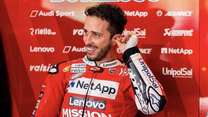 Hasil Latihan Bebas FP2 MotoGP Argentina 2019 - Andrea Dovizioso Tercepat, Kalahkan Marc Marquez