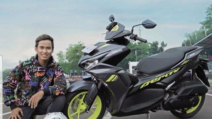 "Ragam Keunggulan All New Aerox 155 Connected hingga Layak Sandang Predikat ""The Best Sporty Scooter"""