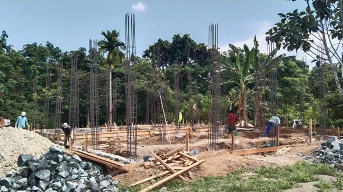Pembangunan Ponpes RMA Banjarbaru Capai 12 Persen, Panitia Buka Donasi Amal Jariah