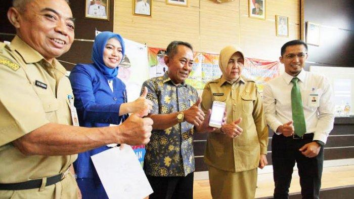 Pembayaran Retribusi Perizinan di Kabupaten Batola Sudah Bisa Lewat M Banking Bank Kalsel
