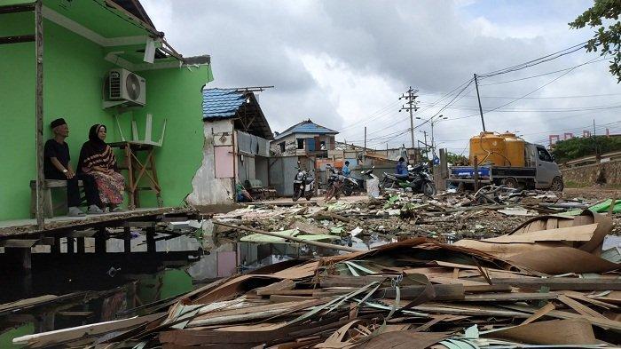 Rumah Dibongkar untuk Jembatan Alalak, Kayutangi, Bariah Sedih Tapi Iklas untuk Pembangunan
