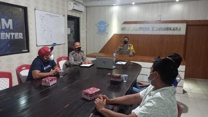 Satlantas Polres Tabalong dan Lembaga Kursus Mengemudi Dukung Rencana Pembentukan ISDC di Tiap Polda