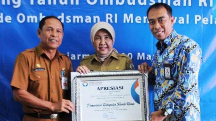 Batola Raih Apresiasi dari Ombudsman, Pertama di Kalsel Miliki Mal Pelayanan Publik