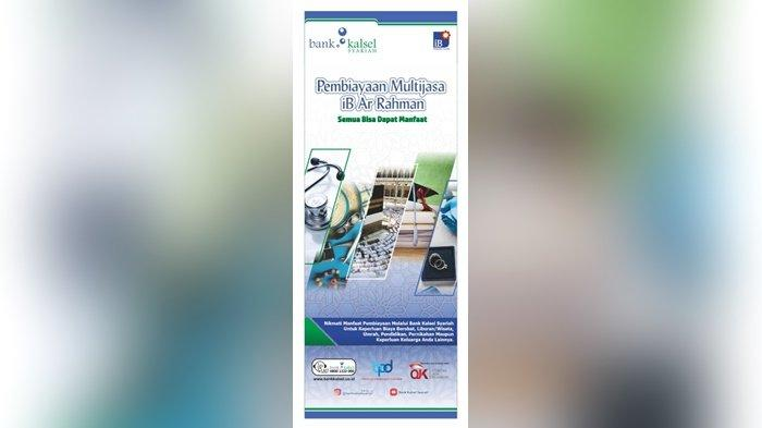 Nikmati Manfaat Pembiayaan Multijasa iB Ar-Rahman Bank Kalsel Syariah