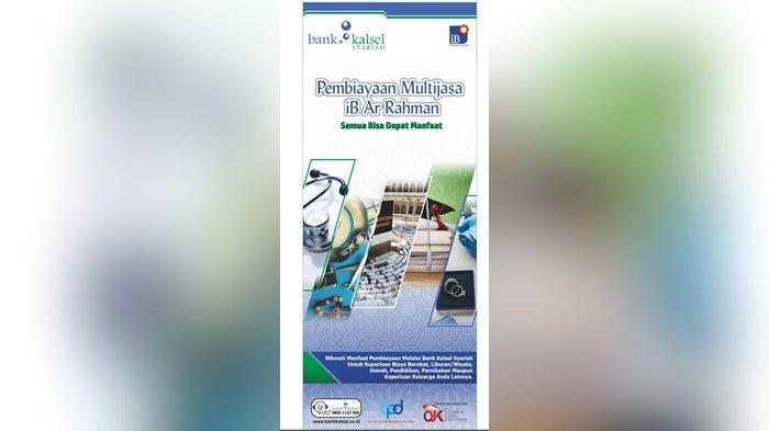Pembiayaan Multijasa iB Ar-Rahman Melalui Bank Kalsel Syariah