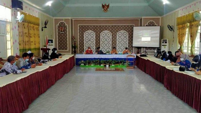 Guru Pendidikan Agama Islam di Kabupaten Kapuas Dapat Pembekalan dari Kemenag Kalteng