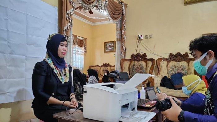 Travel di HSS Gunakan Layanan Eazy Paspor untuk Pembuatan Paspor Jemaah