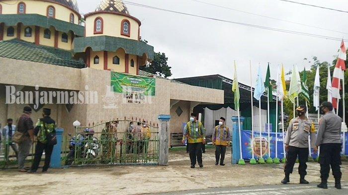 Terapkan Prokes Ketat, 353 Orang Ikuti MTQ ke-46 Kabupaten Tabalong