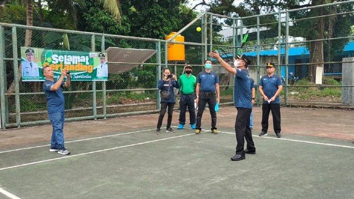 Pelti Kota Banjarbaru Gelar Turnamen Tenis se-Kalsel, Sebanyak 26 Tim Siap Bertanding