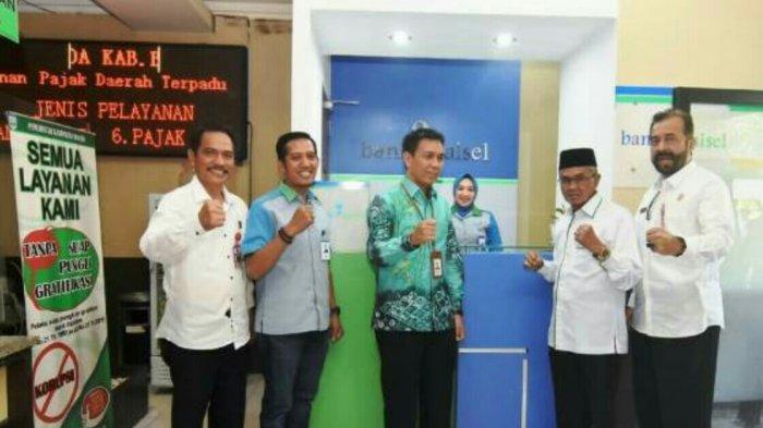Bank Kalsel Buka Kantor Kas di Bapenda Banjar