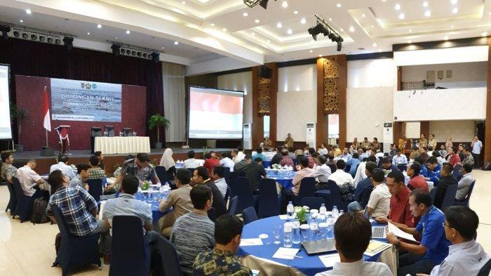 Ratusan Peserta Pemegang PKP2B/KK/IUP Hadiri Bimtek PPM Kalimantan Selatan